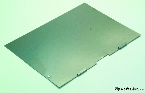 "Bed Plate for 13X16"" Platen- 36Thou"""
